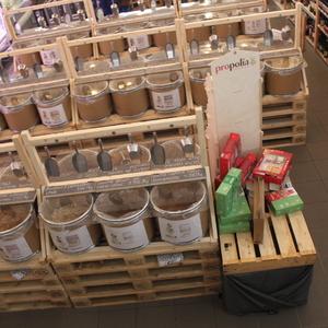 Aux Délices du Terroir - Le magasin